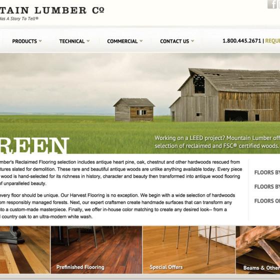 Mountain Lumber Co.