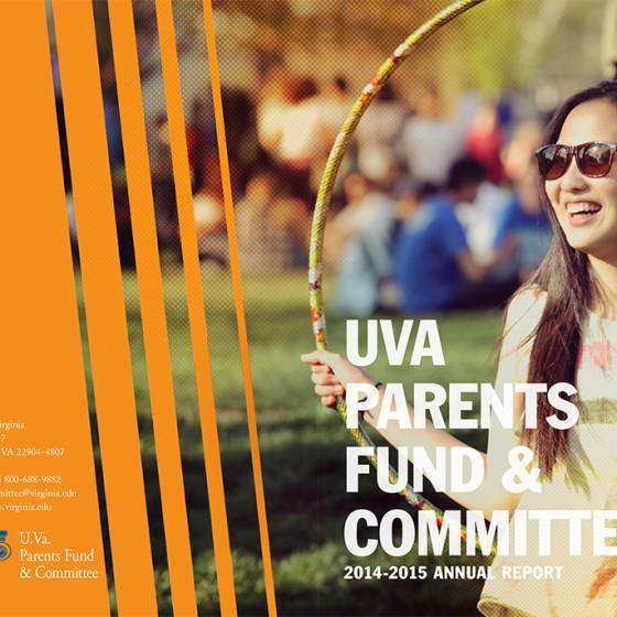 Parent's Committee Annual Report (Work in Progress)